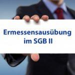 Gruppenlogo von Ermessen im SGBII